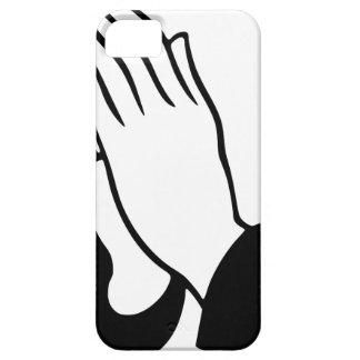 Praying Hands iPhone SE/5/5s Case