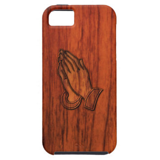 Praying Hands iPhone SE/5/5s Case