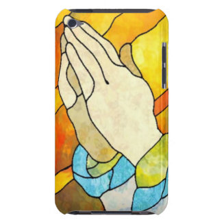 Praying Hands iPod Touch Case-Mate Case