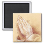 Praying Hands Magnet