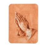 Praying Hands Magnets