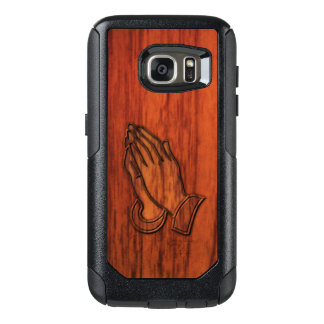 Praying Hands OtterBox Samsung Galaxy S7 Case