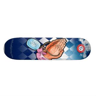 Praying hands Skateboard