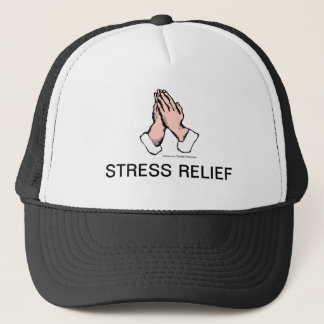 Praying Hands Stress Relief Ball Cap