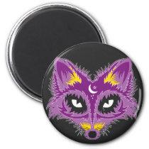 Praying Hunter Fox Magnet