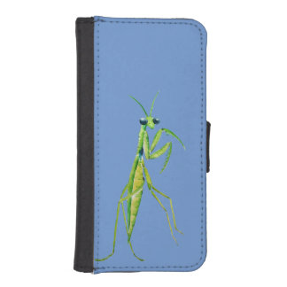 Praying Mantis iPhone 5/5s Wallet Case