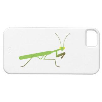 Praying mantis iPhone SE/5/5s case