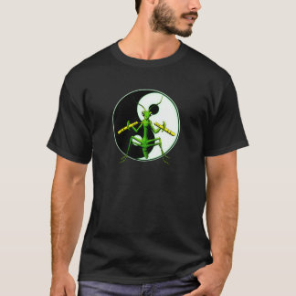 Praying Mantis Nunchaku T-Shirt