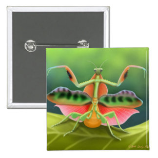 Praying Mantis Pin