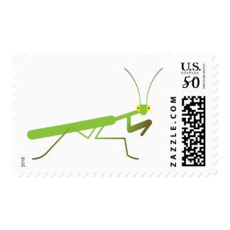 Praying mantis postage