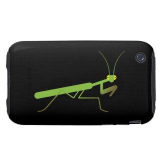 Praying mantis tough iPhone 3 cover