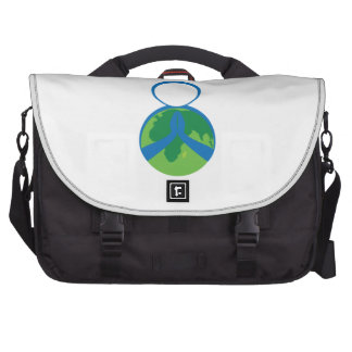 Praying Mother Earth Bag For Laptop