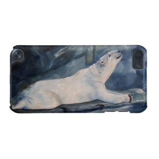 Praying Polar Bear iPod Touch (5th Generation) Cover