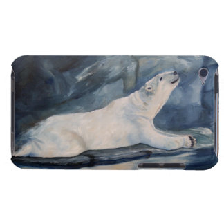 Praying Polar Bear IPod Speck Case Barely There Barely There iPod Cover