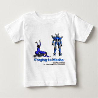 Praying to Mecha Baby T-Shirt