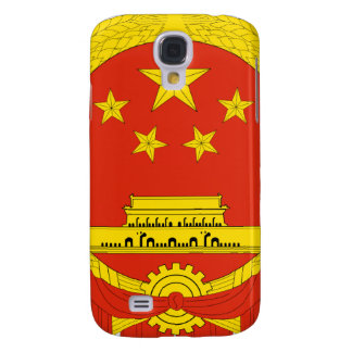 PRC coat of arms Samsung Galaxy S4 Cover