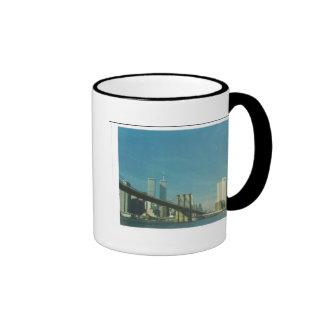 Pre 9/11/01 New York mug