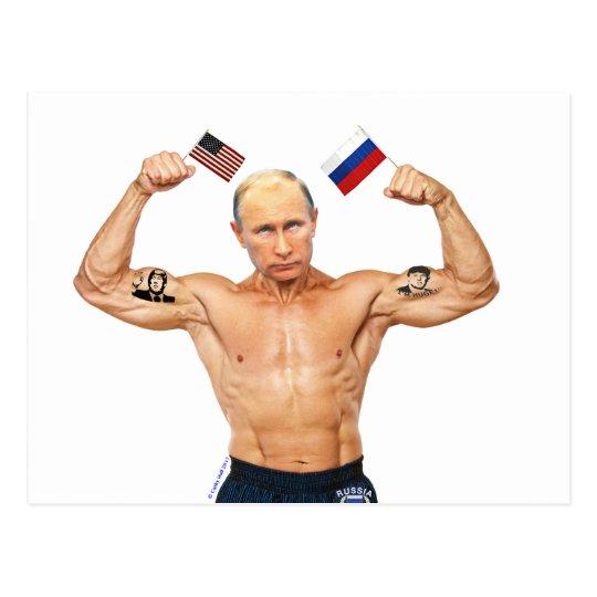 Ides Of Trump Pinkslip Postcard
