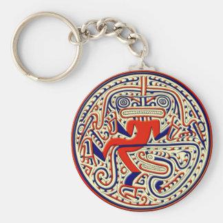 Pre-Columbian mythological animal Keychain