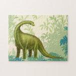 Pre-Histori Brachiosaurus Dinosaur Puzzle