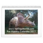 Pre-Historic Calendar 2011
