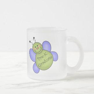 Pre-K Graduation Gifts 10 Oz Frosted Glass Coffee Mug