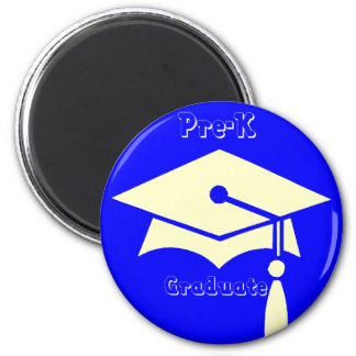 Pre-K Graduation Gifts 2 Inch Round Magnet