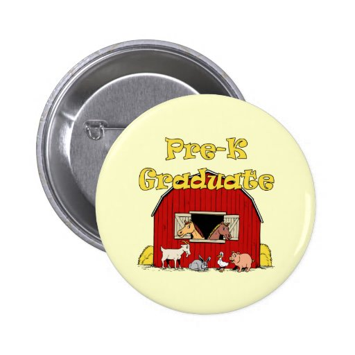 Pre-K Graduation Gifts Button