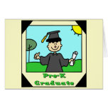 Pre-K Graduation Gifts Greeting Cards