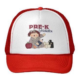 Pre-K Graduation Hat
