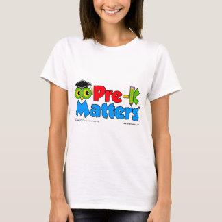 Pre-K Matters T-Shirt