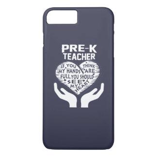 Pre-K Teacher iPhone 7 Plus Case