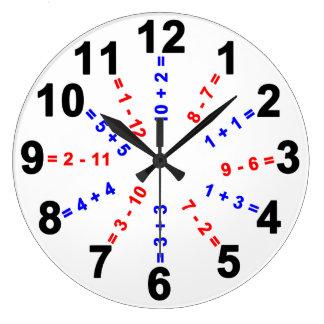Pre-Kindergarten & Kindergarten Math Clock