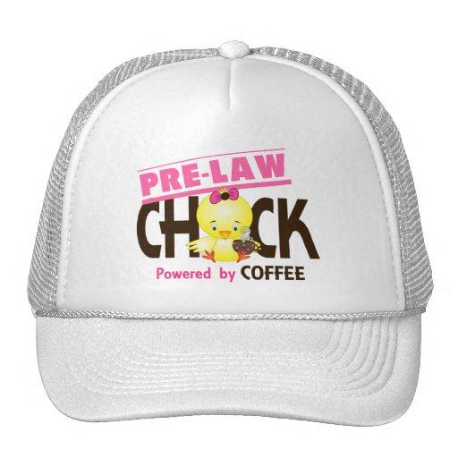 Pre-Law Chick 4 Hat