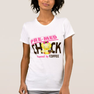 Pre-Med Chick 4 T Shirt