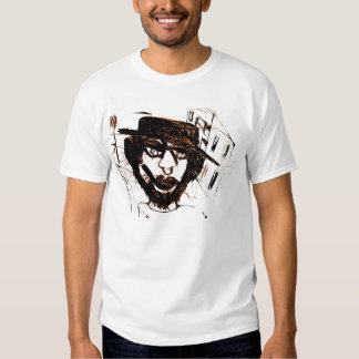 PRE MISSION THOUGHT WHITE TEE SHIRT