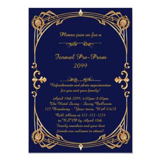 Pre-Prom invitation, Pre Prom, Quinceanera,Sweet16 Card