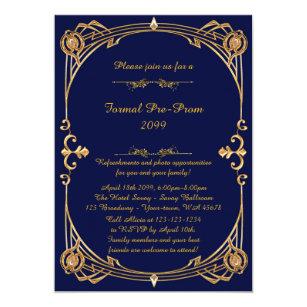 Pre Prom Invitations Zazzle