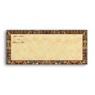 "Pre-Raphaelite (8 7/8"" W x 3 7/8"" H) sobres"