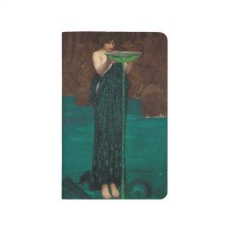 Pre-Raphaelite Art Circe Invidiosa by Waterhouse Journal