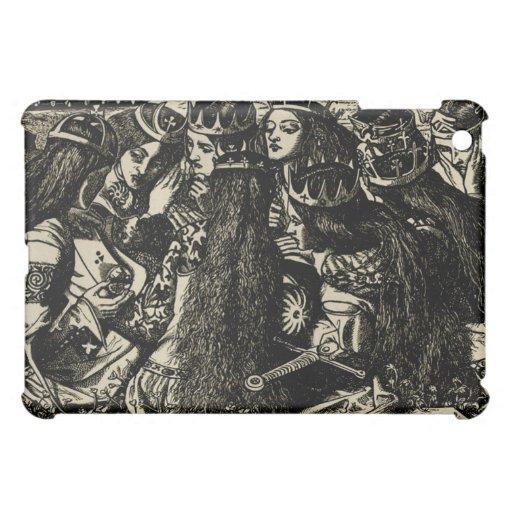 Pre-raphaelite del ejemplo de Dante Gabriel Rosset