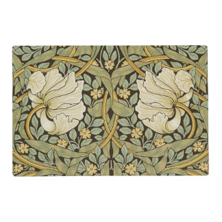 Pre-Raphaelite del vintage del Pimpernel de Tapete Individual