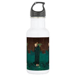 Pre-Raphaelite del Waterhouse que pinta Circe Botella De Agua