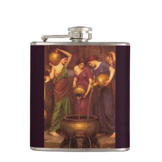 Pre Raphaelite el Danaïdes Juan W Waterhouse