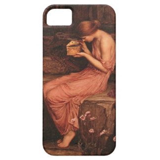 Pre-Raphaelite John William Waterhouse del vintage iPhone 5 Carcasas
