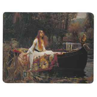 Pre-Raphaelite Lady of Shallot by Waterhouse Journal