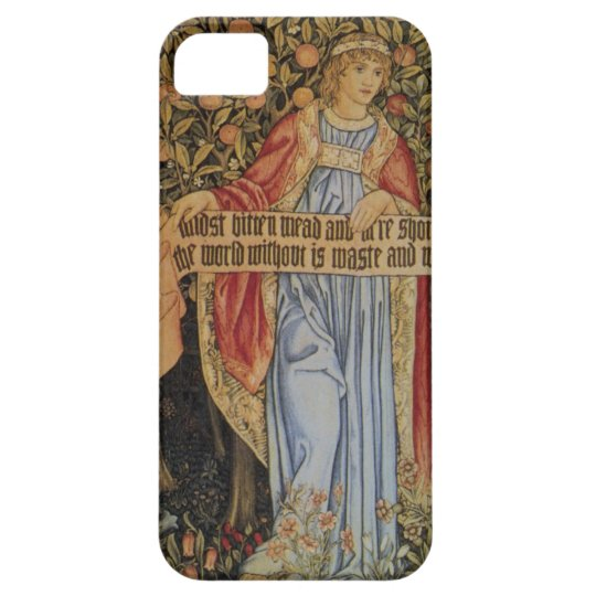 Pre-Raphaelite summer iPhone SE/5/5s Case
