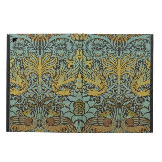 Pre Raphaelite William Morris Peacock and Dragon iPad Air Case