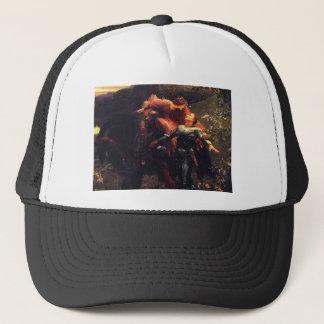Pre Raphaelites - La Belle Dame Sans Merci Trucker Hat
