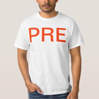 Pre Running Tshirt